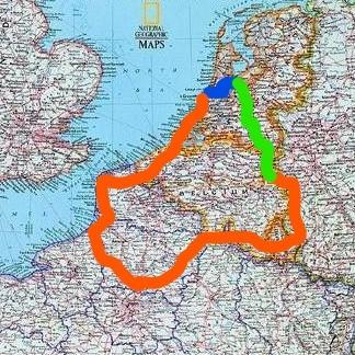 InkedNational Geographic Kaart Frankrijk Belgie en Nederland Engels  LI -  - Volg Jacomina live